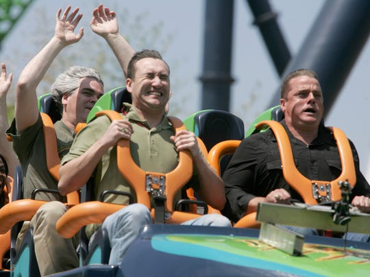 "The adrenaline-pumping Kingda Ka rollercoaster at Six Flags Great Adventure in Jackson, New Jersey, could prove a windfall, if the suburbs ever decided to up-charge Gothamites for their amenities and attractions. Consider it ""Kingda Kangestion pricing."""