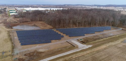 Solar's future brightens in southern Ohio