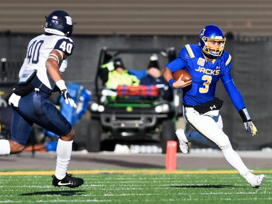 South Dakota State, New Hampshire, Football, FCS quarterfinal