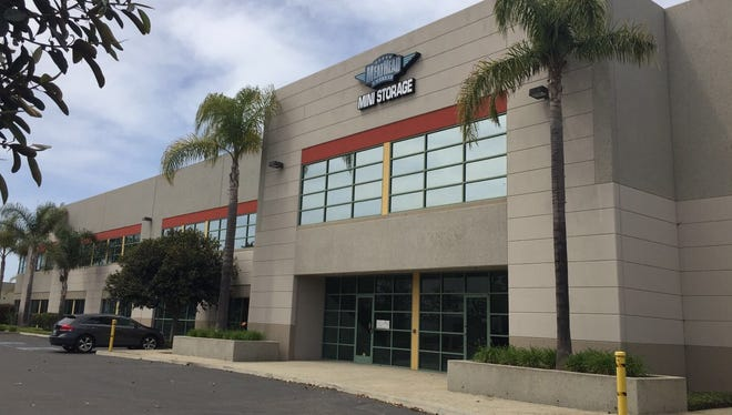 Meathead Movers' new Oxnard storage facility is at 1401 Maulhardt Ave.
