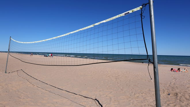 Neshotah Beach in Two Rivers will host the 2016 and 2017 EVP Coolest Coast Pro Am Championship.