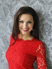 Mezzo-soprano Sandra Piques Eddy performs with Milwaukee's
