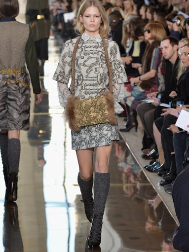 Tory Burch, known for her early start time, kicked things off nice and early for Day 6 of Fashion Week.
