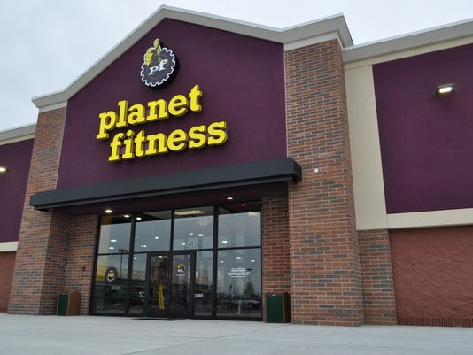 MTO planet fitness open - generic shot
