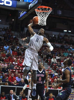 Nevada's Cameron Oliver and the Wolf Pack take on Iowa State on Thursday in the NCAA Tournament.