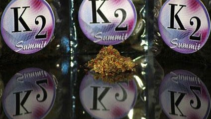 Often marketed as incense, K2, which is also known as Spice, is sold in gas stations, head shops and online. NH lawmakers have been asked by state police to close the loopholes that allow it to be sold in the state.