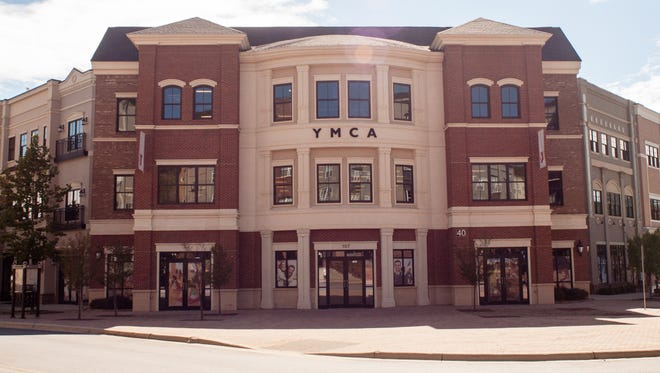 The YMCA of WNC recently bought its building in Woodfin from Wells Fargo.
