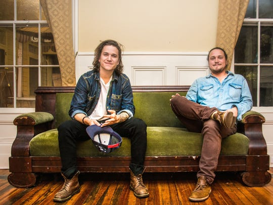 Sam and Zack DuPont perform one of their final shows