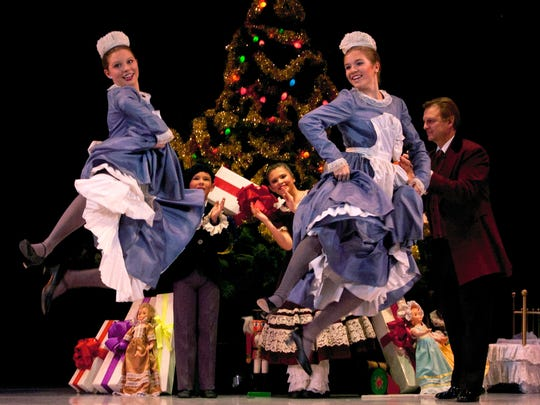Jean Wolfmeyer Dance Co. will present its 40th production