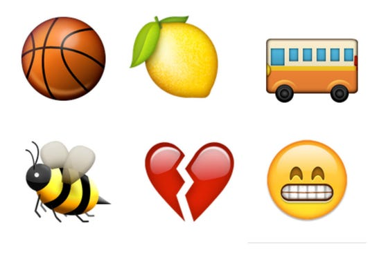 Emoji, bad pizza, beer dawdlers     and other things that tick me off