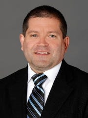 Nathan Fritz, hired as vice president, mortgage loan