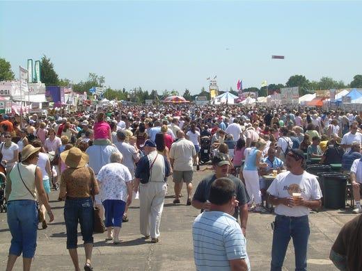 Rhode Island Lobster Festival