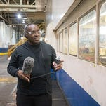 Electronic music producer Kevin Saunderson toured Ford's Michigan Assembly Plant to collect sounds.