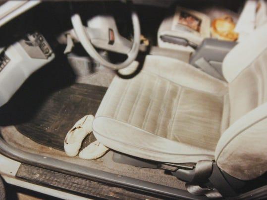 Car inside shoes.JPG