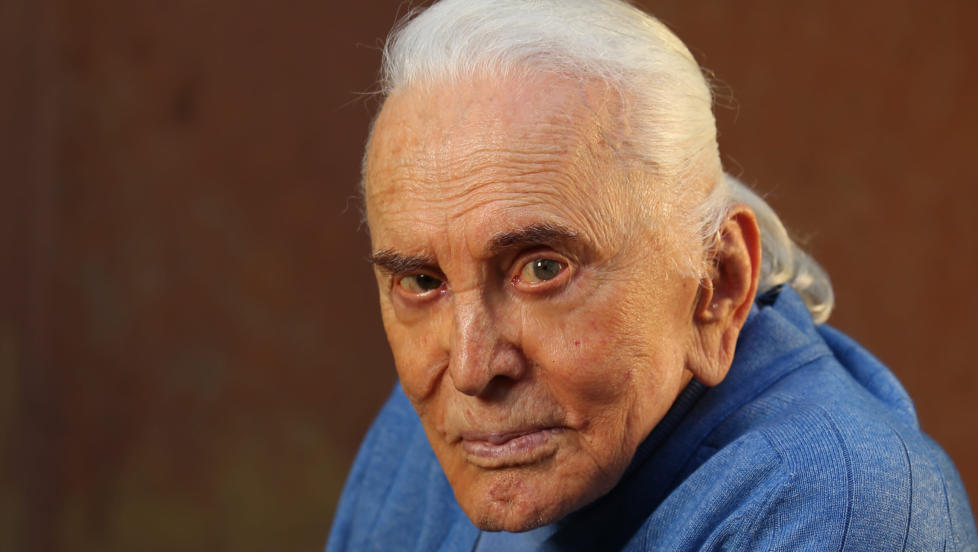 Kirk Douglas: Lessons from a legend