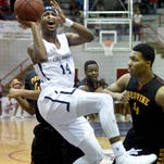 Former Callaway star Malik Newman's transition to point guard at Mississippi State has been seamless.