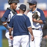 Baseball Tigers look ahead to busy week