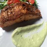 Spice up your salmon this Valentine's Day