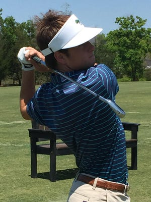 Byrd senior Carter Toms capped his high school career with a resounding victory at the LHSAA Division I state golf tournament.
