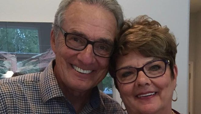 Fred and Cheryl Berry, 2016