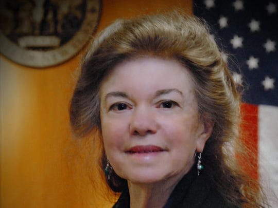 Manna Jo Greene is the environmental action director for the environmental organization Hudson River Sloop Clearwater, and a legislator for Ulster County.