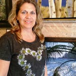 Beverly Spencer, a veteran artist, loves to create art with an emotional appeal.