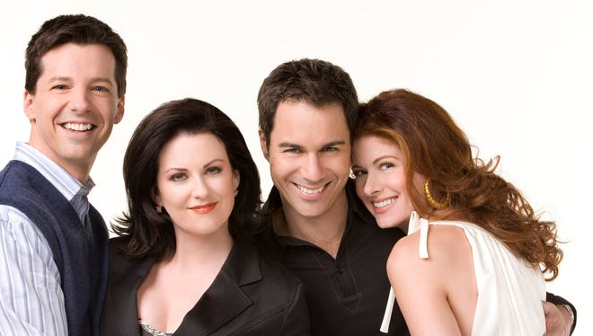 The original 'Will and Grace' gang: Sean Hayes as Jack McFarland, Megan Mullally as Karen Walker, Eric McCormack as Will Truman and Debra Messing as Grace Adler, will be back.