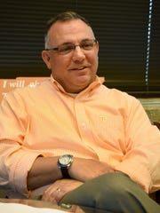 Vince Carilli, Vice Chancellor for Student Life at UT.