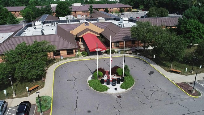 New Jersey Veterans Home in Paramus, N.J., on July 30.