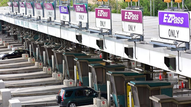 Cash tolls returned on the New Jersey Turnpike and Garden State Parkway on  May 19.