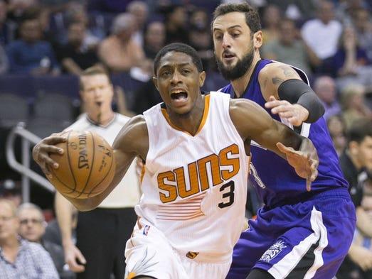 Los Phoenix Suns derrotaron a los Sacramento Kings