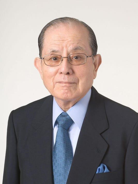 JAPAN-GAMES-NAMCO-NAKAMURA-PACMAN