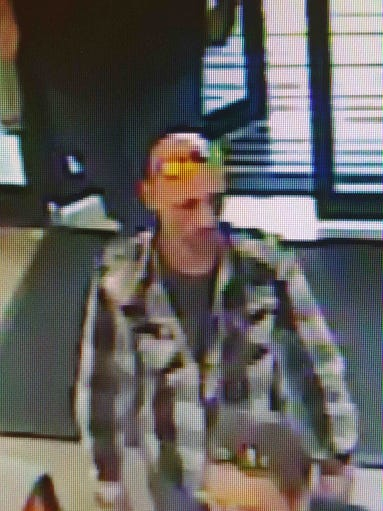 The second suspect in the Smyrna robbery, who police