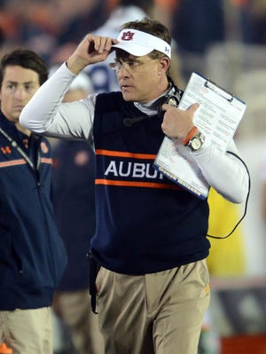 Gus Malzahn received a raise and a contract extension after taking Auburn to the BCS title game.