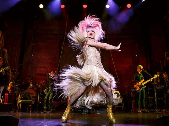 """Hedwig and the Angry Inch"" will be performed May 19 to 21 at The State Theatre, New Brunswick."