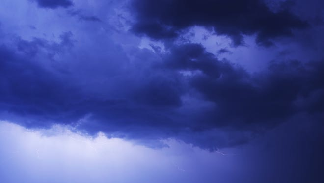 Emergency Management personnel are investigating whether a tornado touched down Monday in northern Tippecanoe County.