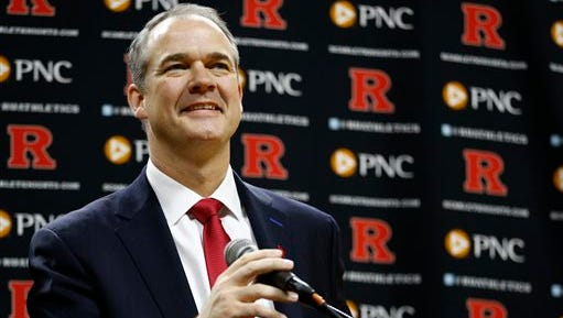 Steve Pikiell led Stony Brook to the NCAA Tournament and now he will try to get Rutgers men's basketball there for the first time since 1991.