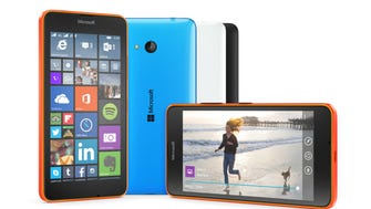 Microsoft Lumia 640 collection.