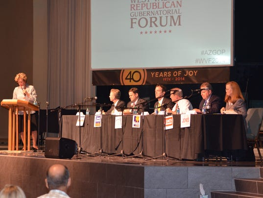 governor forum