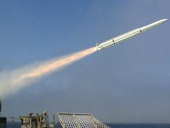 ESSM provides self-defense battlespace and firepower