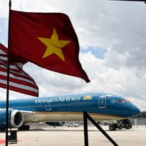 First look: Vietnam Airlines' new Boeing 787 Dreamliner