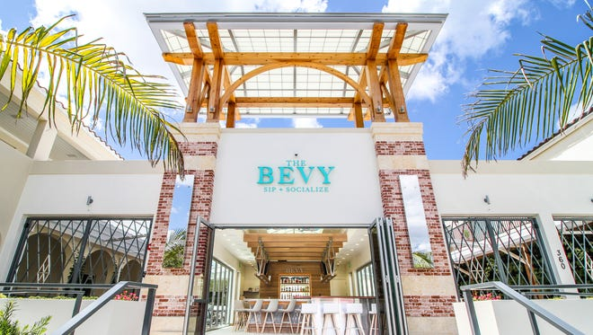 The Bevy gastrobar opened Tuesday at 360 12th Ave. S. in downtown Naples.