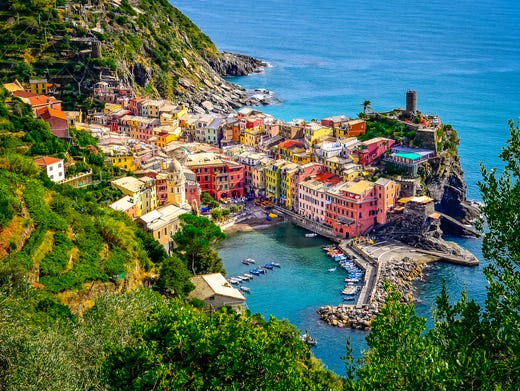 Breathtaking photos of Italy's Cinque Terre