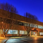 The building at 3325 Perimeter Hill Drive is fully leased to Comdata Inc.