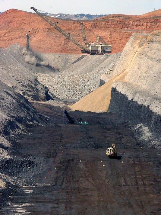 Coal Shrinking Reserves