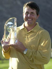 Phil Mickelson won twice on the PGA West Palmer Private Course