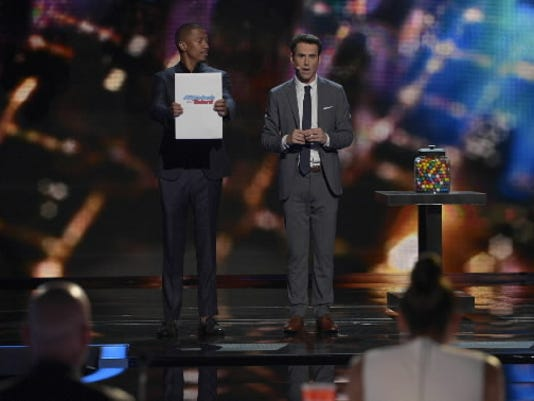 Oz Pearlman lived in York County as a child. Now he's appearing on 'America's Got Talent.'