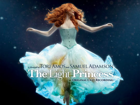 "The cast alum of ""The Light Princess"" is out this month through Mercury Classics/Universal Music Classics."