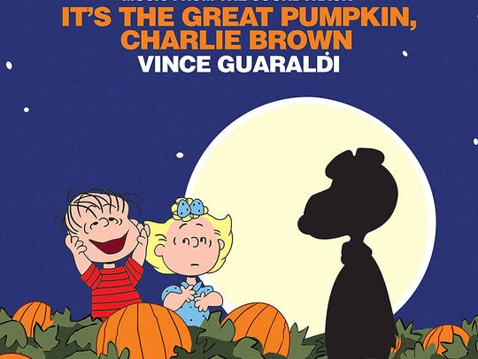 "The ""It's the Great Pumpkin, Charlie Brown"" soundtrack"