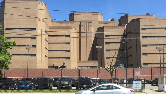 A proposed class-action lawsuit asserts thousands of detainees were improperly strip searched at Camden County Jail.